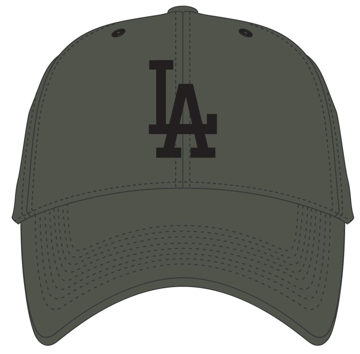 47 BRAND CZAPKA LOS ANGELES DODGERS KHAKI (B-AERIL12GWS-MS)