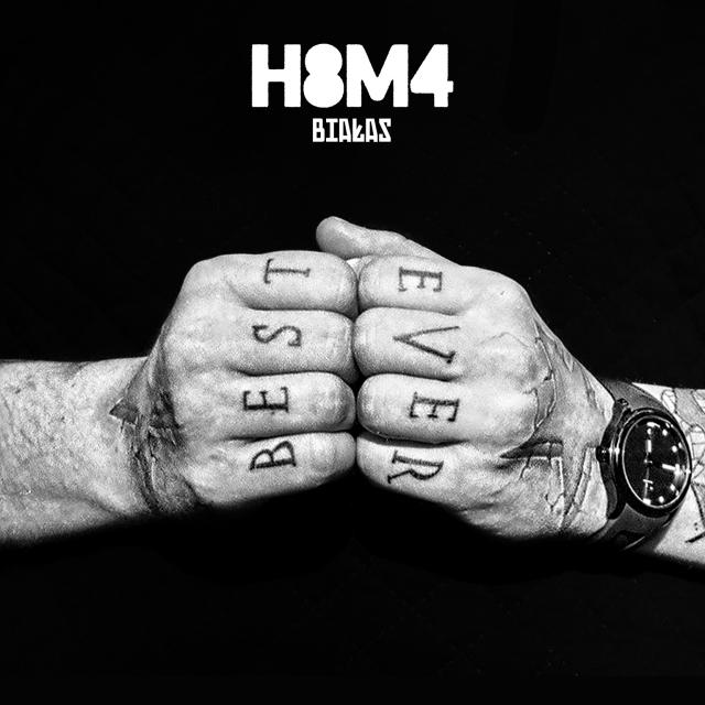 PŁYTA CD BIAŁAS H8M4