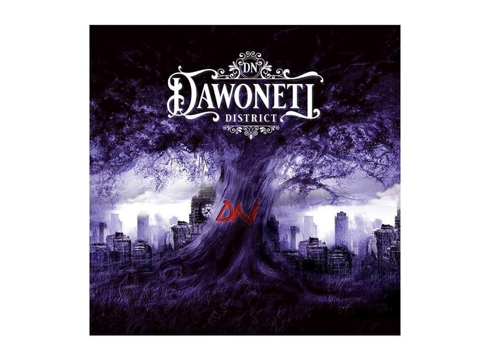 PŁYTA CD DAWONETI - DISTRICT