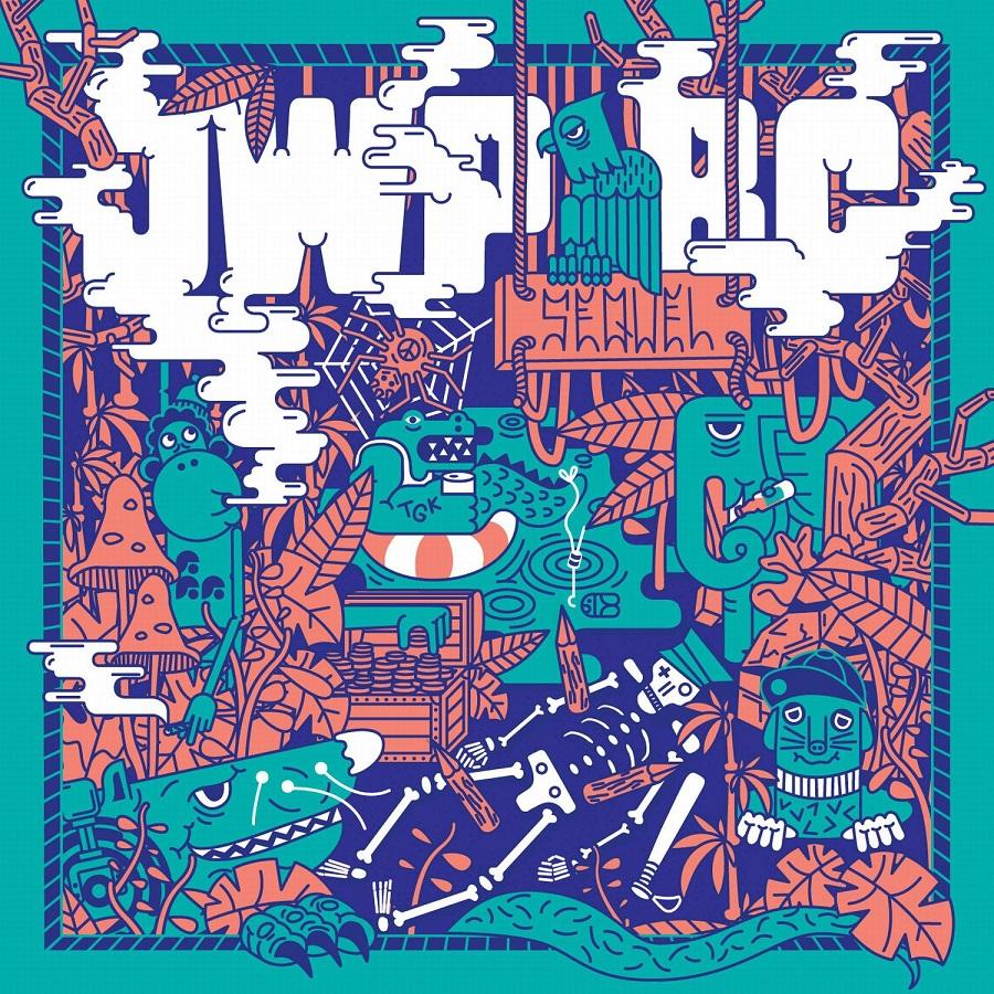 PŁYTA CD JWP CREW BC SEQUEL