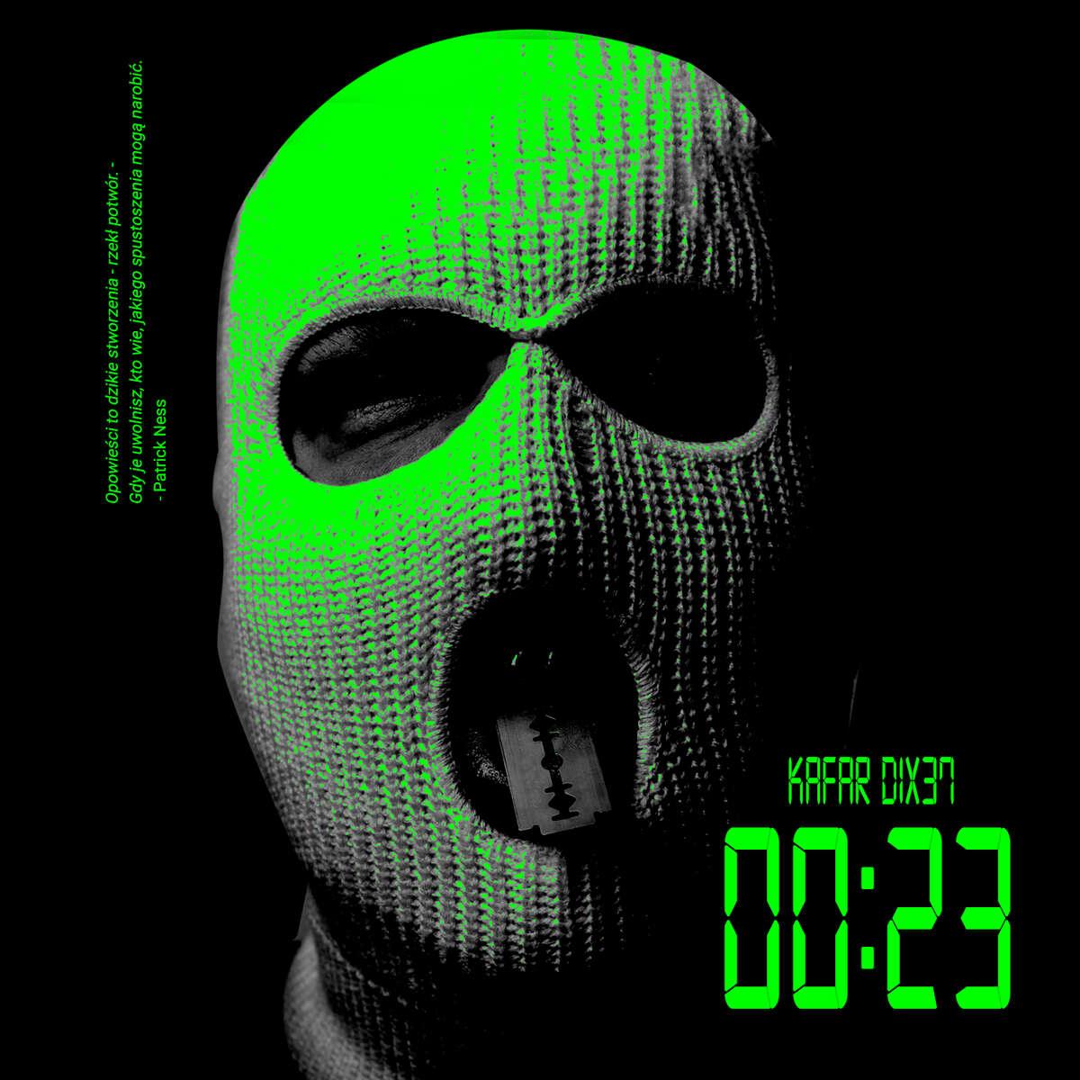 PŁYTA CD KAFAR DIX37 23 MINUTY PO PÓŁNOCY