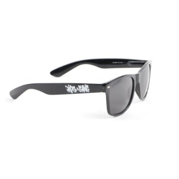 1e3dd4de9da09d NEW BAD LINE OKULARY CLASSIC BLACK FLASH SILVER MIRROR 501 - Klasykshop