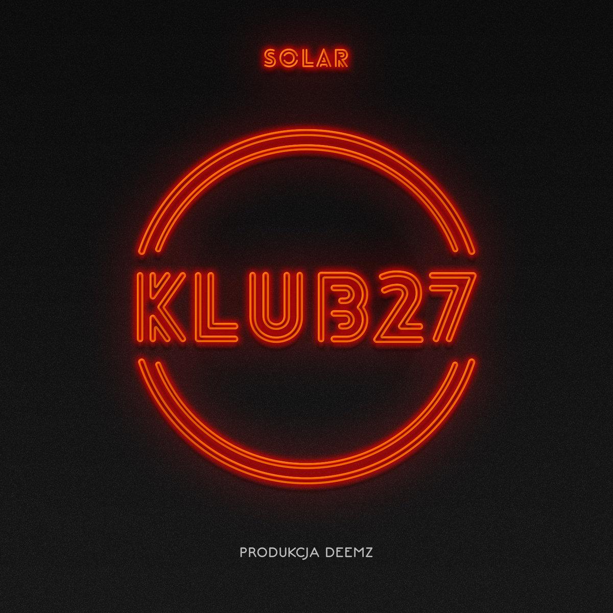 PŁYTA CD SOLAR KLUB 27