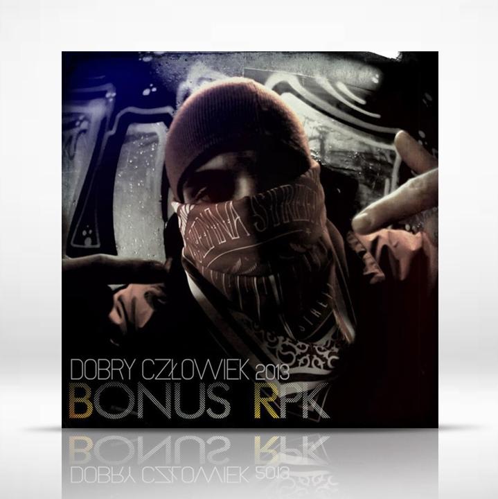 PŁYTA CD BONUS RPK - DOBRY CZŁOWIEK